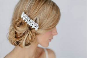 Wedding Hair Clips Popular Haircuts
