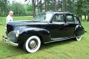 Sell Used 1941 Lincoln Zephyr In Shreveport  Louisiana