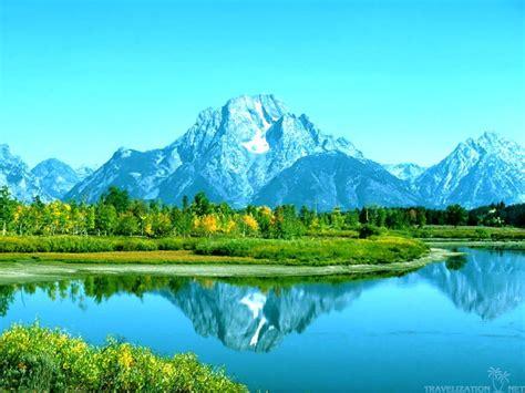 Beautiful Mountain Pictures Wallpaper Wallpapersafari