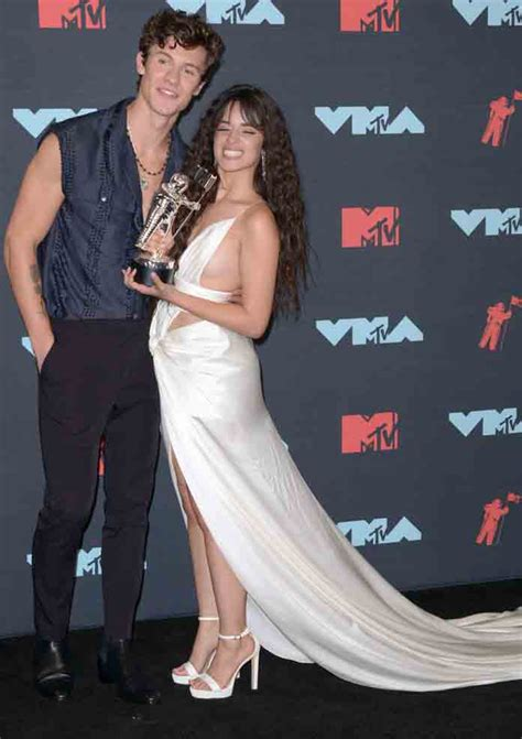 Shawn Mendes Camila Cabello The Mtv Video