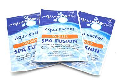 Tub Shock Treatment - aquasparkle spa fusion tub shock treatment tubs pool
