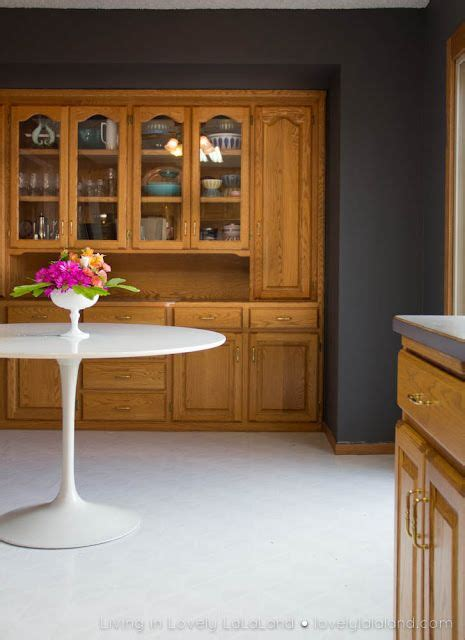 how to update oak kitchen cabinets without painting them how to update a kitchen without painting your oak cabinets