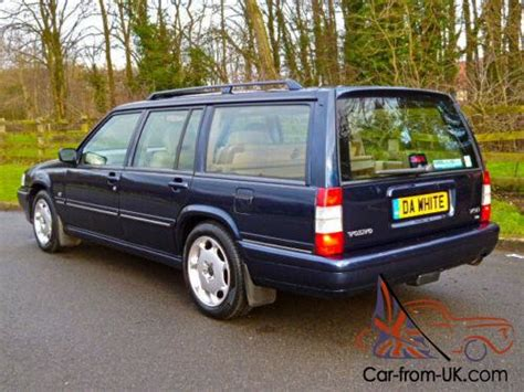 car owners manuals for sale 1997 volvo v90 parental controls 1997 r volvo v90 3 0 24v luxury edition 204bhp auto remarkable car