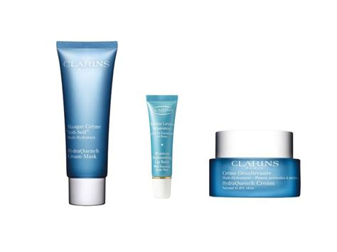 clarins hydra quench range and an amazing prize oz