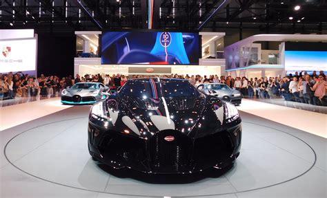 average bugatti customer owns  cars