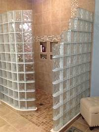glass shower walls 7 Tips to Choose the Right Glass Block Shower Wall Thickness