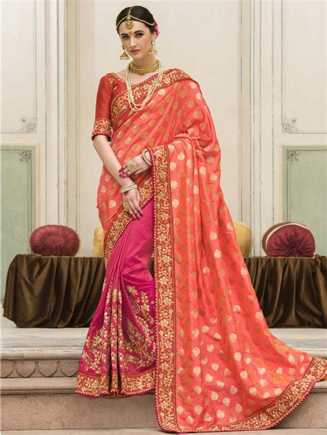Indian Wedding Saree Latest Designs & Trends 20182019