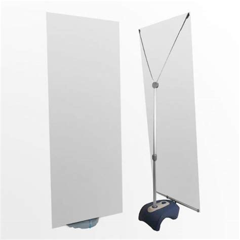 outdoor banner stand all weather external stand banners