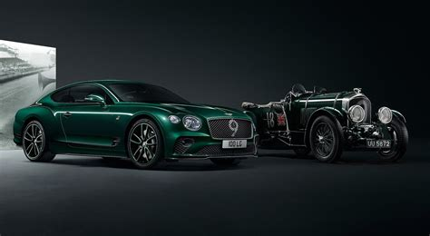 Bentley Brings Race-inspired Continental Gt To Geneva Auto