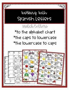 Spanish Alphabet Chart By Bilingual Printable Resources Tpt