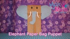 elephant paper bag puppet 1000 images about paper bag puppets on paper 4397