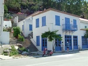maison blanche aux volets bleus 2 deco grece pinterest With ordinary location belle ile en mer avec piscine 0 location de vacances le bois plage en re villa avec
