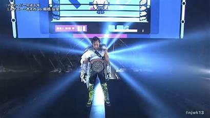 Njpw Wrestle Kingdom Omega Kenny Wrestling Wrestlekingdom