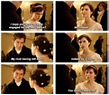 Catherine Morland and Henry Tilney. Laugh if you will ...