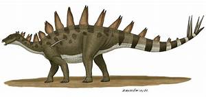 Tuojiangosaurus by BrokenMachine86 on DeviantArt