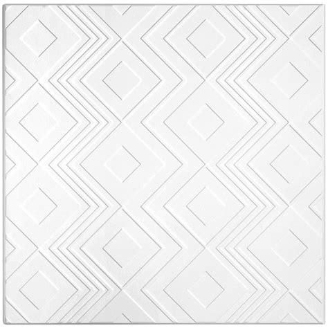 Armstrong Drop Ceiling Tile Calculator by Homestyle Ceilings Patterned Paintable 2 X 2 Panel