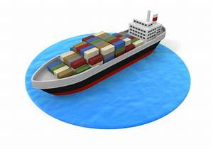 Cargo Ship Clipart - Clipart Bay