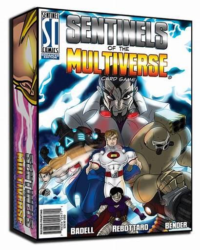 Sentinels Multiverse Board Games