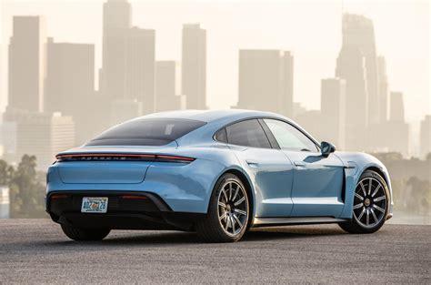 2020 porsche taycan turbo s. Porsche Taycan 4S 2020 review | Autocar