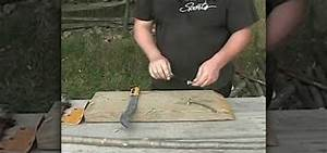 How to Make a fishing spear survival weapon « Survival ...