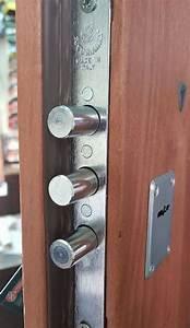 Securemme Deadbolt Door Lock Upper Safe Top Door Mortise