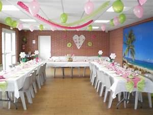 La Dcoration De Table Du Baptme Les P39tites Mains