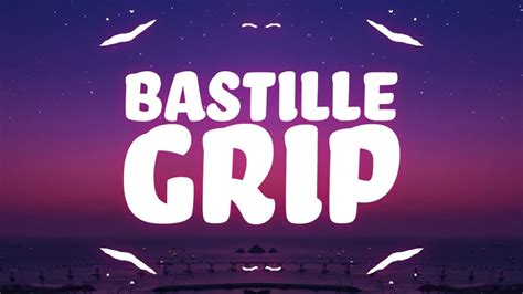 Grip (lyrics) 🎵