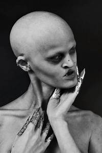 Melanie Gaydos, a model who was born with a rare genetic ...