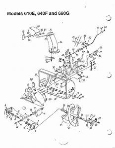35 John Deere 47 Snowblower Parts Diagram