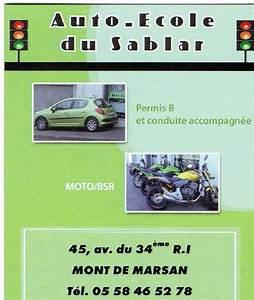 Rem Auto Mont De Marsan : auto cole du sablar mont de marsan ~ Medecine-chirurgie-esthetiques.com Avis de Voitures