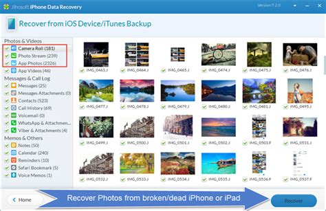 recover data from broken iphone how to recover photos and more data from broken dead