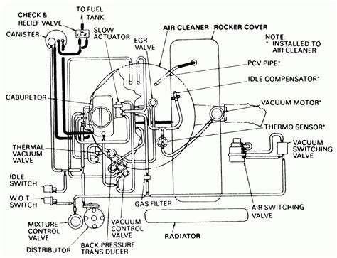 Isuzu Rodeo Engine Diagram Automotive Parts