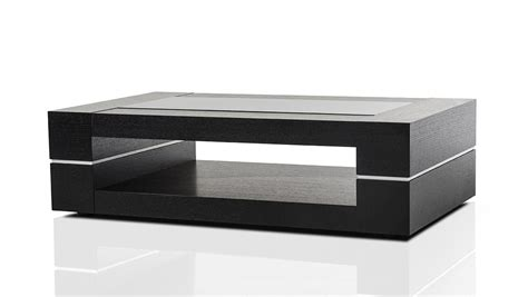 der rohe sofa modern black oak rectangular coffee table baltimore