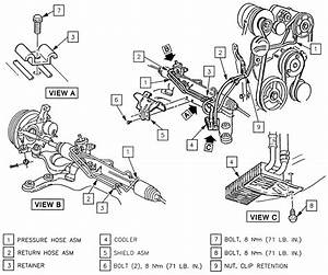 31 2003 Chevy Trailblazer Power Steering Lines Diagram