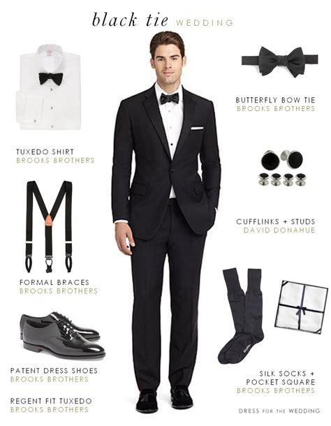 What To Wear To A Formal Black Tie Wedding Black Tie Looks For Men - Blog Your Waytoantarctica
