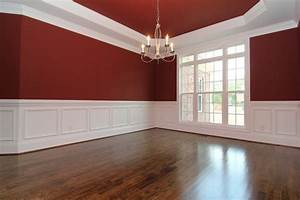 Dining Room With Wainscoting Traditional Raleigh By