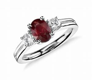 gemstone engagement rings top 5 vintage unique colorful With wedding rings with rubies and diamonds