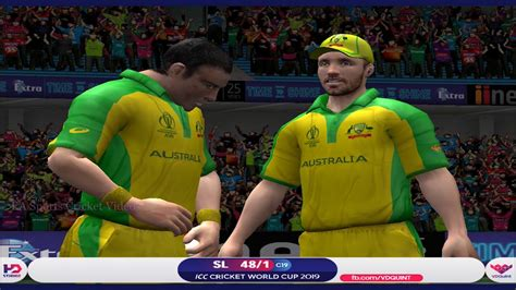 Even players who are not originally fans of the sport will end up becoming one with how engaging the gameplay is. Australia vs SriLanka - 5 Overs Match Part 1   EA CRICKET ...