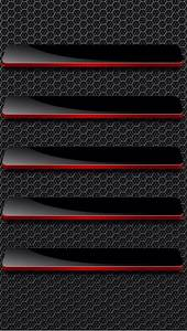 iPhone 5C wallpapers Black and red
