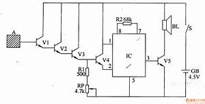 Musical Doorbell Circuit  U0026 Symbolscaptivating Wireless