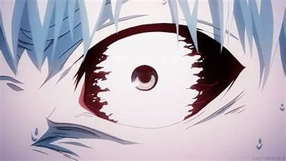 Ghoul Tokyo Anime Kaneki Eye Ken Gifs