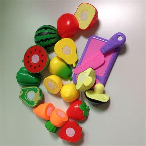 cuisine plastique jouet achetez en gros en plastique légumes en ligne à des