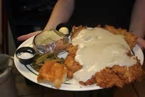 Kendall's Restaurant Chicken Fried Steak Oklahoma