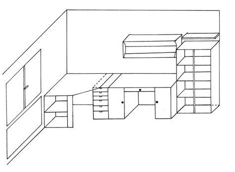 bureau de dessin projet bureau aménagement