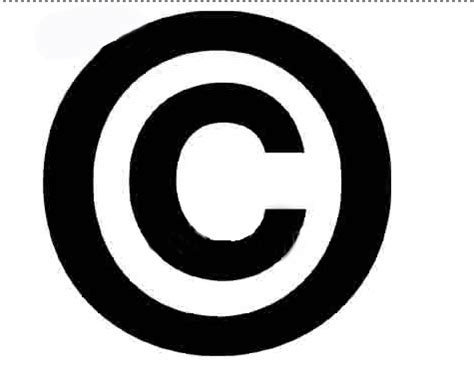 how to make a copyright symbol secure your copyrights