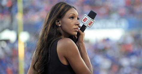 Maria Taylor: From Georgia Volleyball Star to Famous ESPN ...