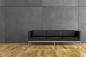 Graue Wandfarbe Mischen : graue wandfarbe der edle trend an der wand graue w nde mit stil ~ Markanthonyermac.com Haus und Dekorationen