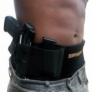 Belly Band Holster   Concealed Carry Holsters for Women ...