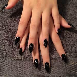 Black nail art designs ideas design trends