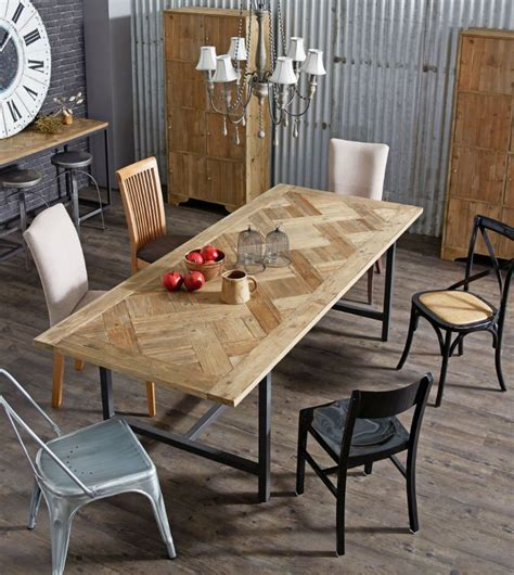 parquet dining table put it in neutral timber dining table neutral color 1416